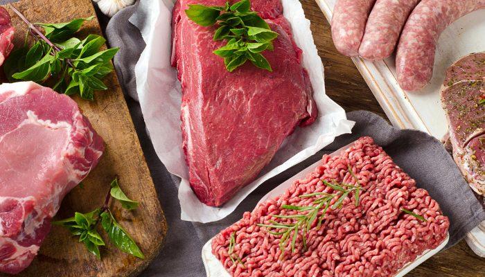 Fleischpakekte